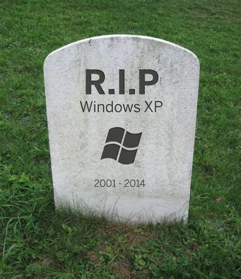 R I P r i p windows xp office 2003 and exchange 2003