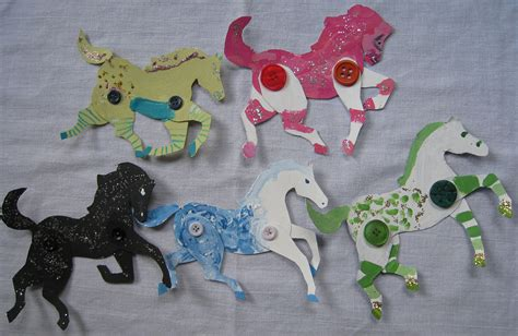 crafts to do with pony 7 on crafts horses and stick horses