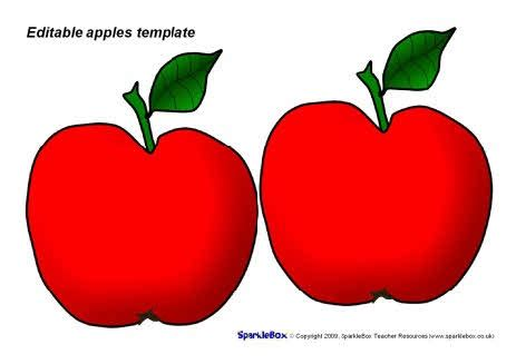 Apples To Apples Template Card by Editable Apples Template Sb4790 Sparklebox