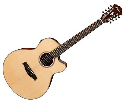 Senar Gitar Guitar String Accoustic Electric ibanez ael108md 8 string acoustic electric guitar with fishman andy s
