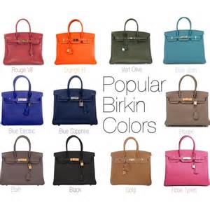 hermes colors most popular birkin colors polyvore