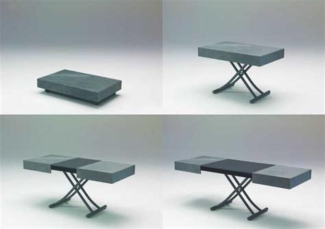 spinelli illuminazione mobili trasformabili in tavoli ispirazione di design interni