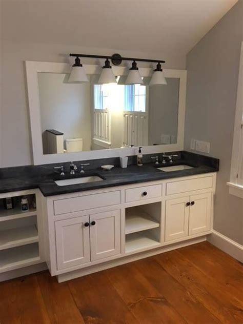 Soapstone Vanity Top - sink vanity top vermont soapstone