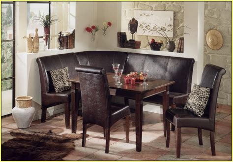 dining room booth set booth dining set home design ideas