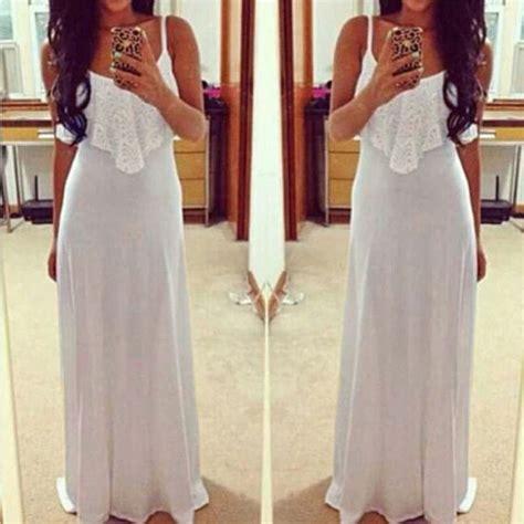 boohoo jurken nederland 25 beste idee 235 n over lange jurken op pinterest