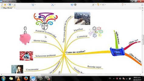 imagenes de mapas mentales hermosos como hacer mapas mentales con imindmap youtube