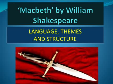 themes and techniques used in macbeth blood brothers revision booklet by uk teaching