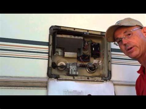 do water heaters have pilot lights pilot light on rv water heater won t stay on how to save