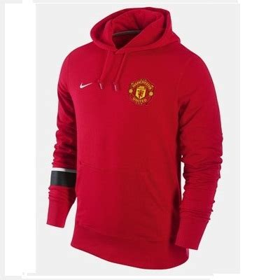 Hoodie Manchester United Navy Station Apparel hoodie grade ori moonzsports moonzsports