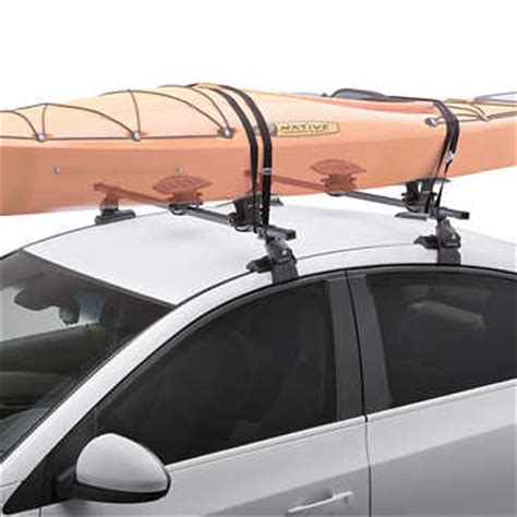 Costco Kayak Rack by Sportrack Jetty Saddle Sr5512 Kayak Carrier