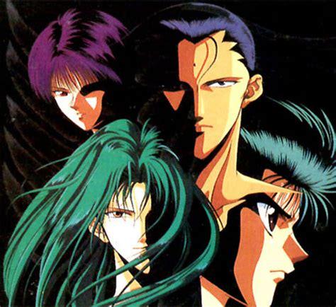 yu yu hakusho yu yu hakusho togashi yoshihiro image 62839