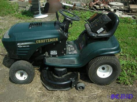Hp Eiger Crafter 5 5 Gr craftsman lawn mower vehicles jd grain drill farm equipment tools k bid