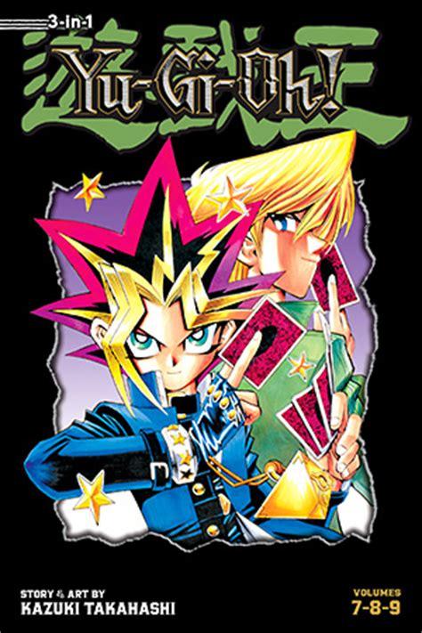Shonen Jump Komik One Vol 29 viz see yu gi oh 3 in 1 edition vol 3