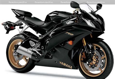 Motorrad Dekor Yamaha R6 by Yamaha Yzf R6 Rj15 2009 Schwarze Version Dekor