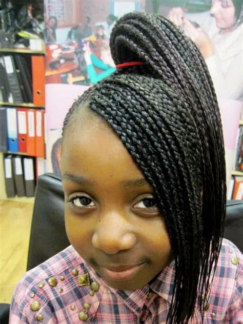 Braided Hairstyles For Hair With Bangs by Braided Hairstyles With Bangs For Black Hairstyles