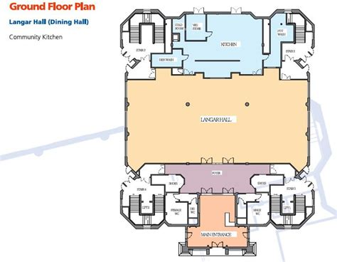 gurdwara floor plan gurdwara sahib warwick facilities and services available
