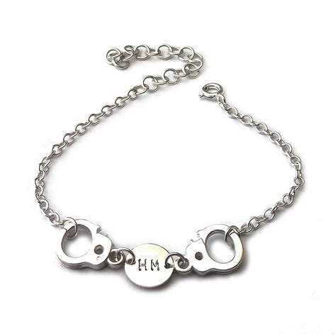 partner in crime bracelet by wong