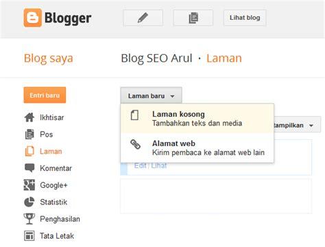 membuat daftar isi link cara membuat daftar isi keren di blog blog seo arul