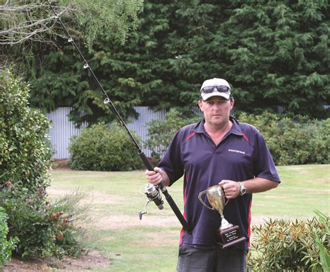 te anau boat club fishing competition fishing competition a family affair southland express