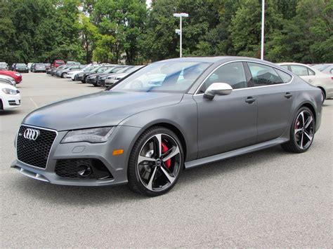 Audi R7 2015 2015 Audi Rs 7 Sportback Start Up Test Drive And In
