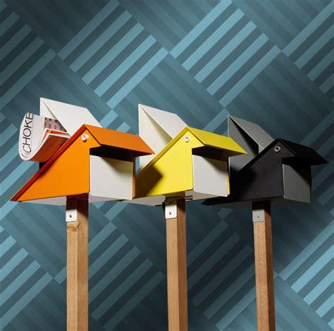 design milk mailbox koo koo mailbox by playso design milk