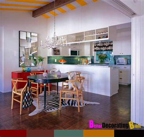 funky kitchens multi funtional zebra rug kitchen living room and