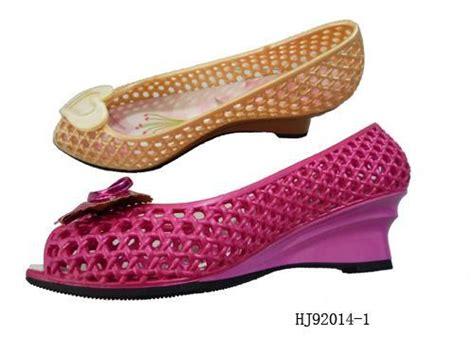 china fashion high heel jelly shoes hj92014 1