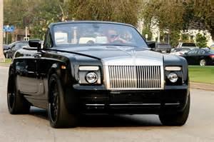 Beckham Rolls Royce David Beckham In His Rolls Royce Being A Superstar