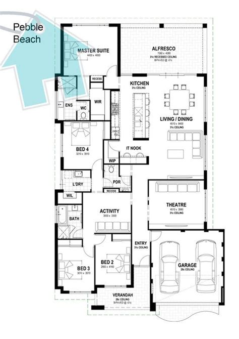 new generation homes home floor plans