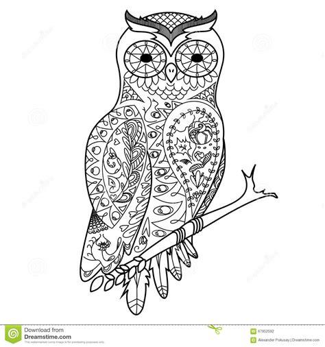 harry potter coloring pages owl livre de coloriage de hibou pour le vecteur d adultes
