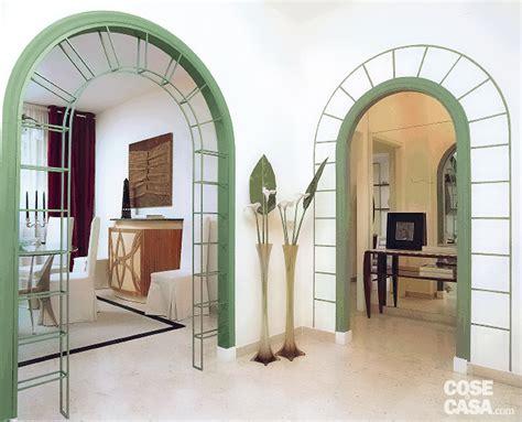 come rivestire un arco interno decorare la parete intorno a un apertura cose di casa