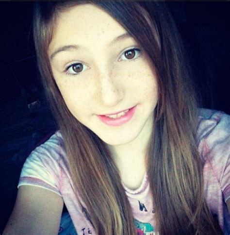 13yo selfie edinburgh school death live keane wallis bennett aged 12