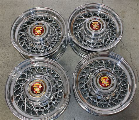 Cadillac Wire Rims by Cadillac Spoke Wire Wheels Rims Autos Post