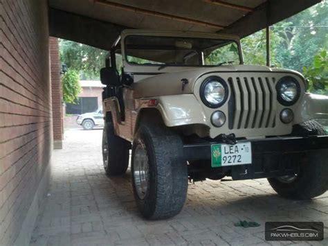 1974 Jeep Cj5 Parts Jeep Cj 5 1974 Of Farazjk Member Ride 15327 Pakwheels