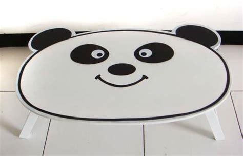 dinomarket 174 pasardino meja belajar lipat bentuk panda