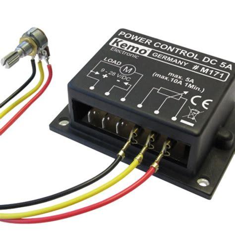 Led Motor 12v led dimmer regler modul 12v 24v 5 10a pwm auch f 252 r motor oder l 252 fter motorregler led dimmer