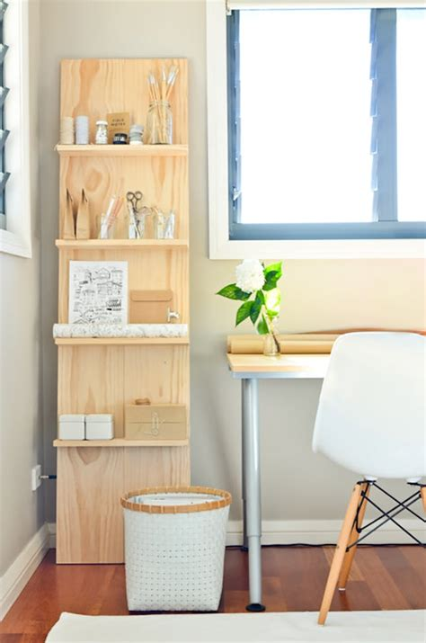 Shelf Diy by A Dozen Creative Ways To Make Your Own Shelves Brit Co