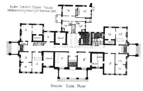 courtroom floor plan rooms in the house north cadbury court the court houses of a century by kenneth w mckay