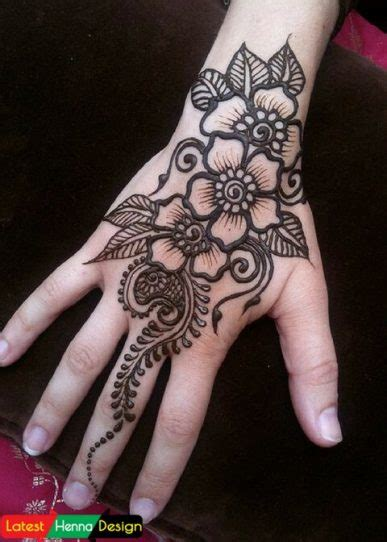 latest henna designs for girls for 2018 latest henna designs