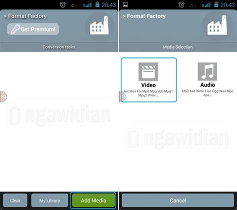 format m4a adalah cara merubah format video di hp android mudah dan cepat