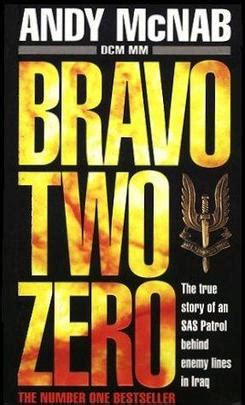 two a novel books bravo two zero novel