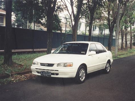 Toyota Ae101 Specs Toyota Corolla 1 6 1992 Auto Images And Specification