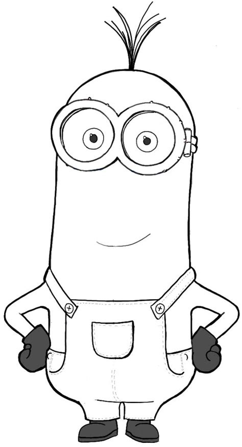 25 best ideas about minion drawing on pinterest awesome