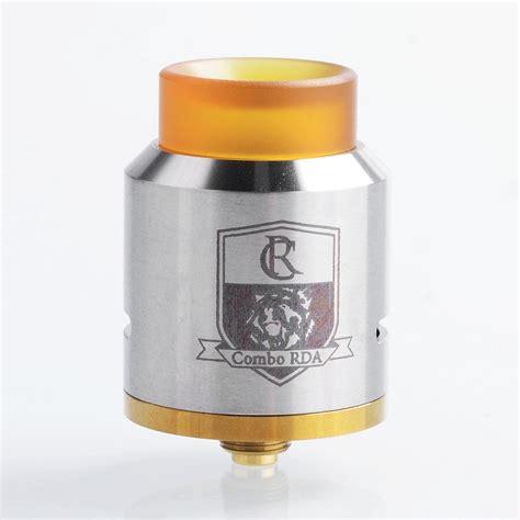 Ijoy Combo Rda Ii 25 Atomizer Ultem Authentic Sku02572 authentic ijoy combo rda triangle silver 25mm atomizer w