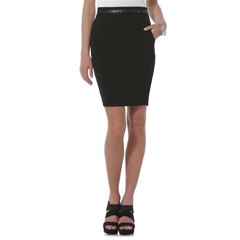 bongo junior s belted pencil skirt