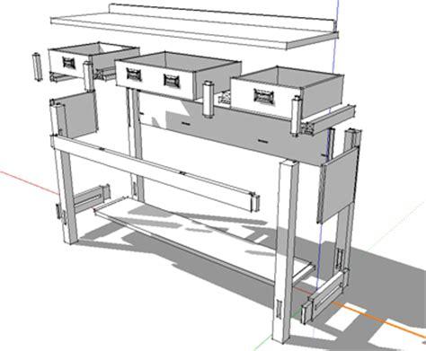 shop layout  sketchup    warehouse