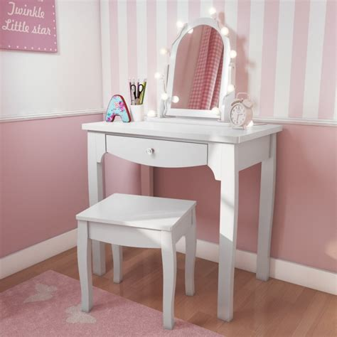 white dressing table mirror white dressing table with stool mirror