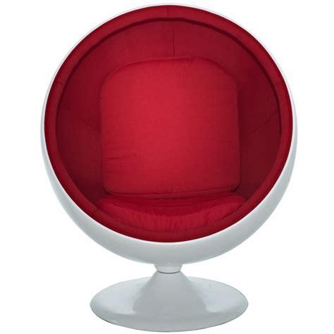 eero aarnio chair sphere shaped chair
