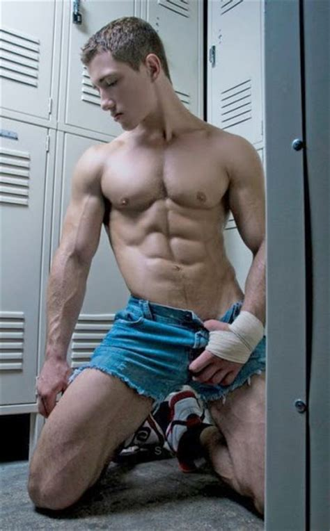 Boys Locker Room by Boys In Shorts February 2013