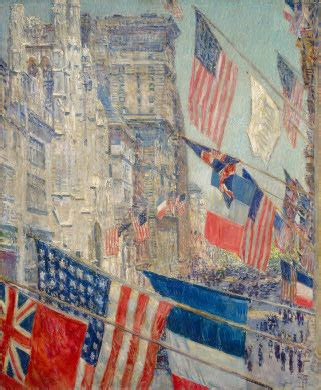 patriotic masterpiece hanging in the oval office | lisa